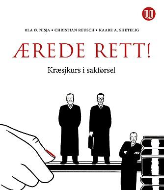 Pris: 399<br>Forfattere: Ola Ø. Nisja, Christian Reusch, Kaare A. Shetelig<br>Forlag: Universitetsforlaget, 2019<br>Sider: 256