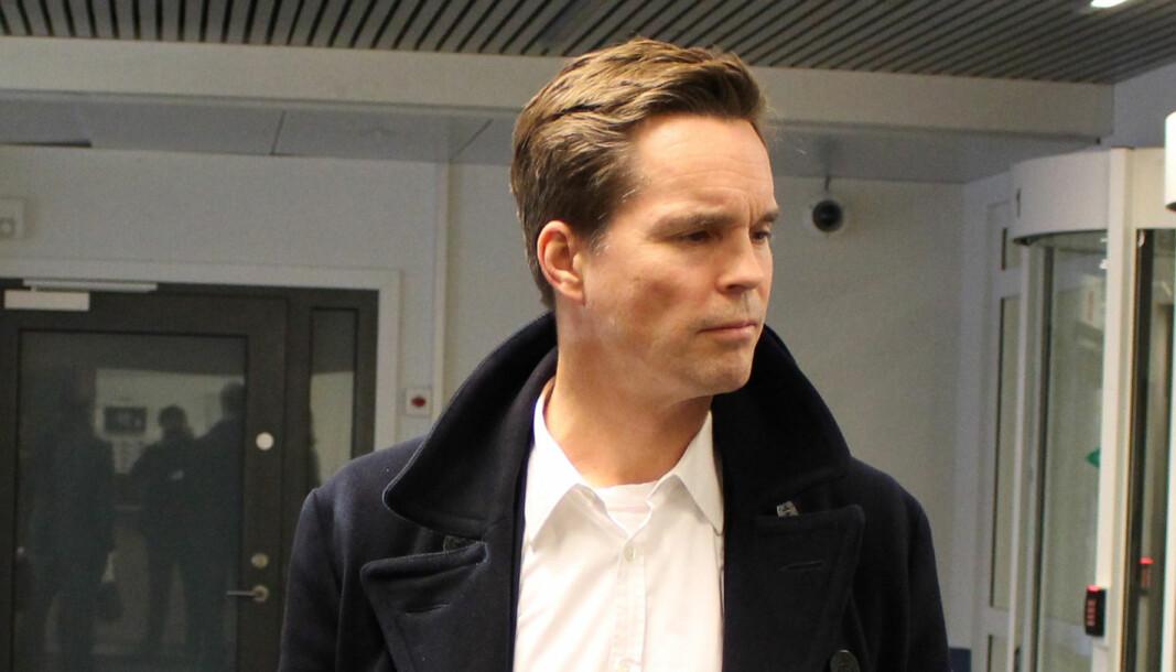 Marius Dietrichson er kritisk til politiets metodebruk i saken.