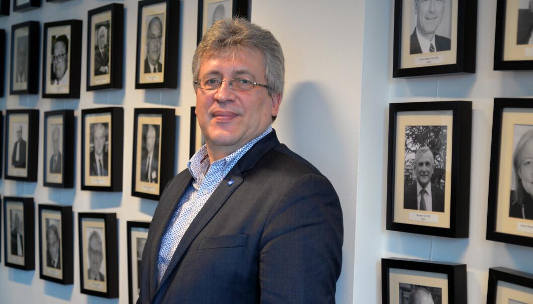– Norges stemme og ekspertise er svært nødvendig for oss i CCBE, sier generalsekretær Philip Buisseret, som nylig møtte Advokatforeningens hovedstyre.