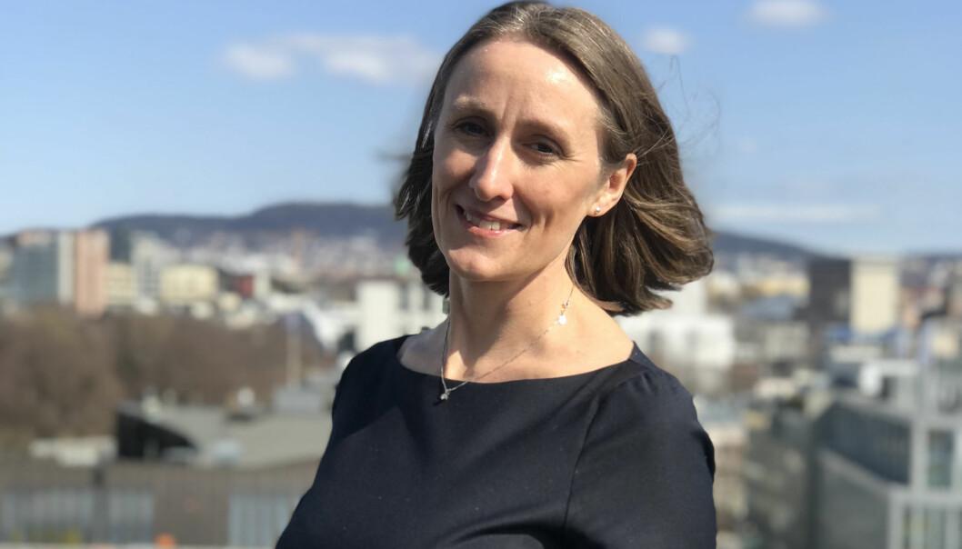 Wikborg Reins special counsel Hanne Camilla Zimmer har bred erfaring med EU og EØS-rett. Foto: Henrik Skjevestad
