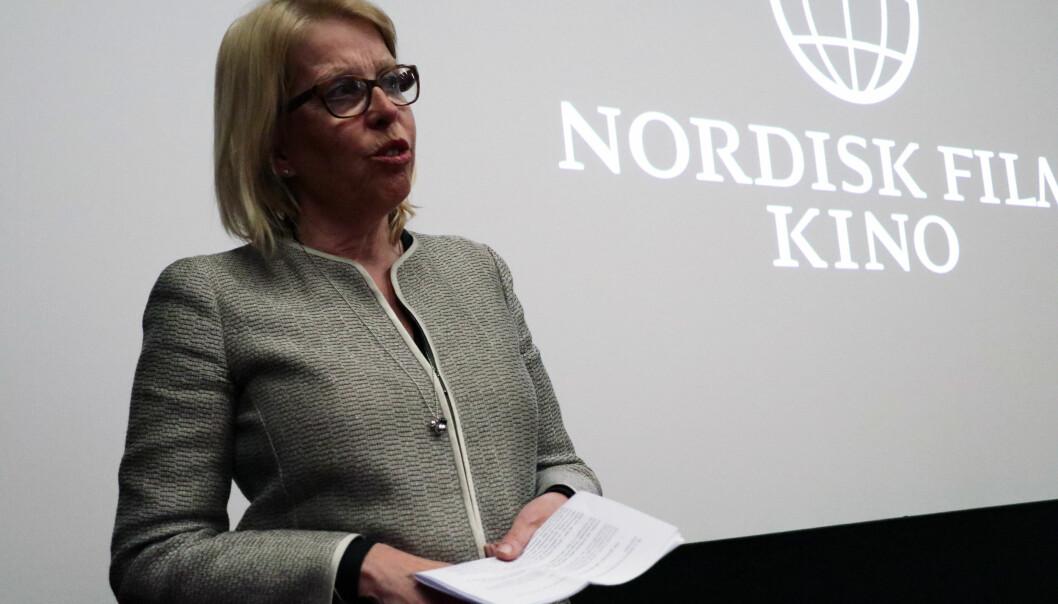 Da Siri Teigum startet i Thommessen i 1992 var det en selvfølge at kvinnene hadde en plass, sier hun og mener kvinnenes posisjon i advokatbransjen blir mye mer problematisert nå enn før.