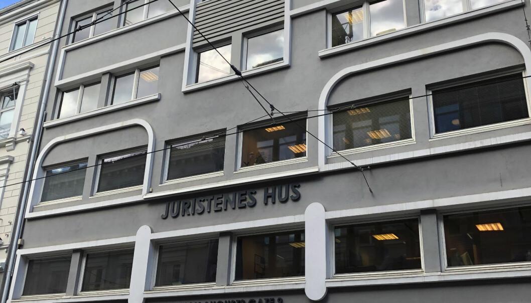 Advokatforeningen og Juristforbundet har holdt til på felles adresse siden 1991. I 2021 flytter Advokatforeningen rundt hjørnet.