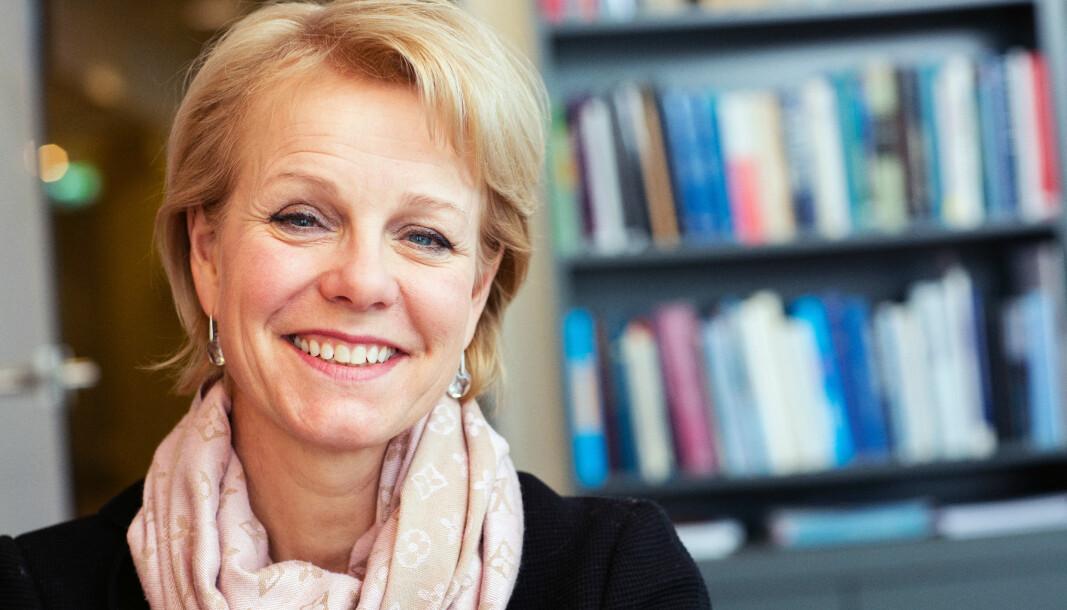 Merete Smith mener et nytt tilsyns- og disiplinærsystem vil styrke advokaters uavhengighet.