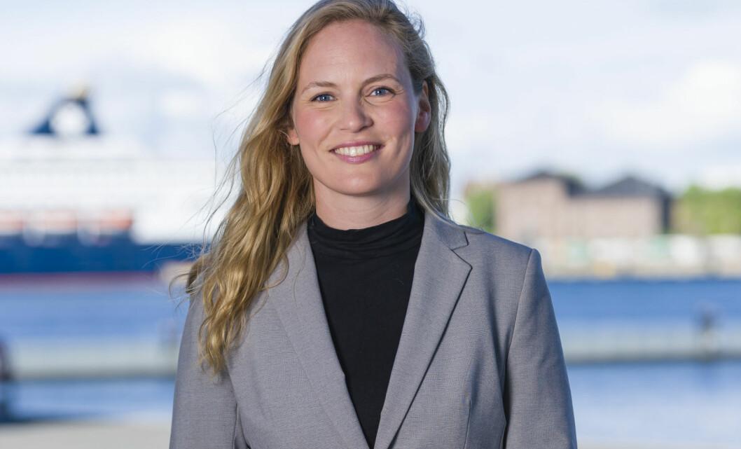 Advokat Beate Kalvøy er produktsjef i Help. Foto: Geir Egil Skog