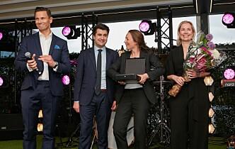 Wikborg Rein er vinneren av årets talentpris!