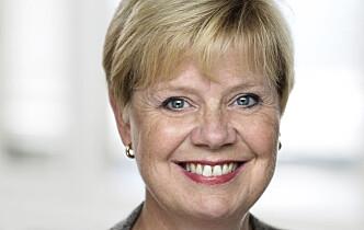 Hun er ny styreleder i Wiersholm