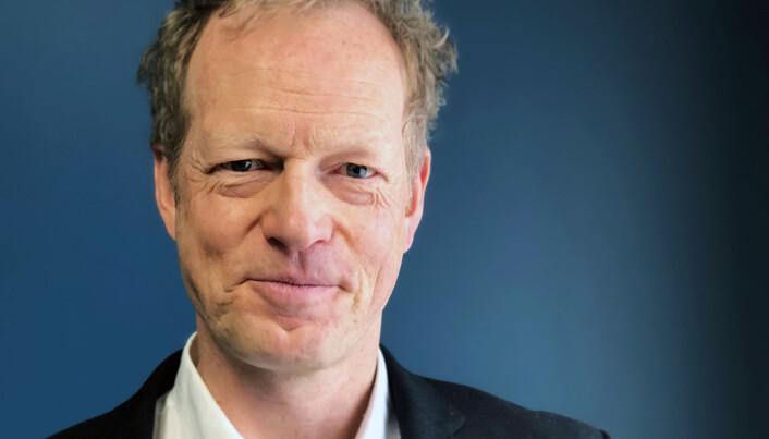 – Advokatbransjen er på veldig mange måter i en endringsprosess nå, men endringsprosessen er ikke nødvendigvis teknologidrevet, sier Hjort-direktør Christopher Helgeby.