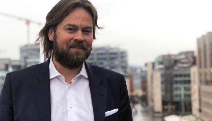 – Jeg tror vi må samarbeide i større grad om teknologibruk og lære av hverandre, sier Selmer-advokat Dan Sørensen.