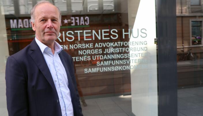 Morten Tveten leder sekretariatet til Meklingssenteret.