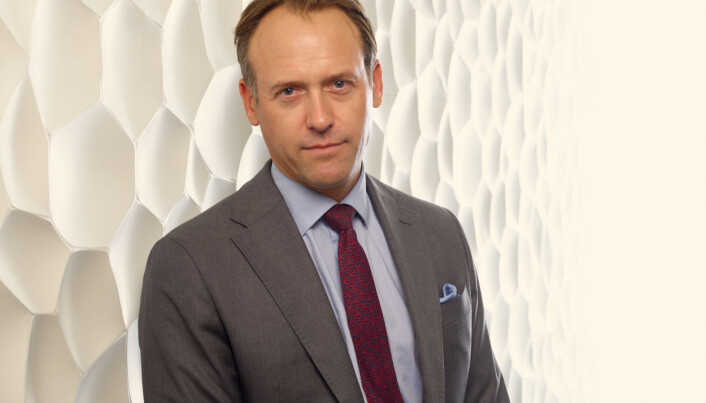 Nicolai Halbo er partner i Simonsen Vogt Wiig, og har blant annet IT og datasikkerhet som ekspertområde. Foto: Simonsen Vogt Wiig.