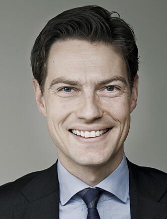 Kaare Andreas Shetelig er partner i Wikborg Rein, og leder av virksomhetsgruppen Industri, tvisteløsning og offentlig virksomhet.