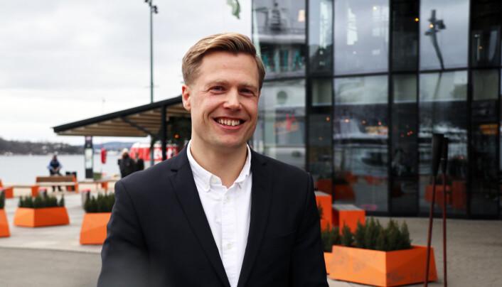 Wiersholms Rune Opdahl er regnet som en av landets fremste advokater innen personvern, immaterielle rettigheter og media.