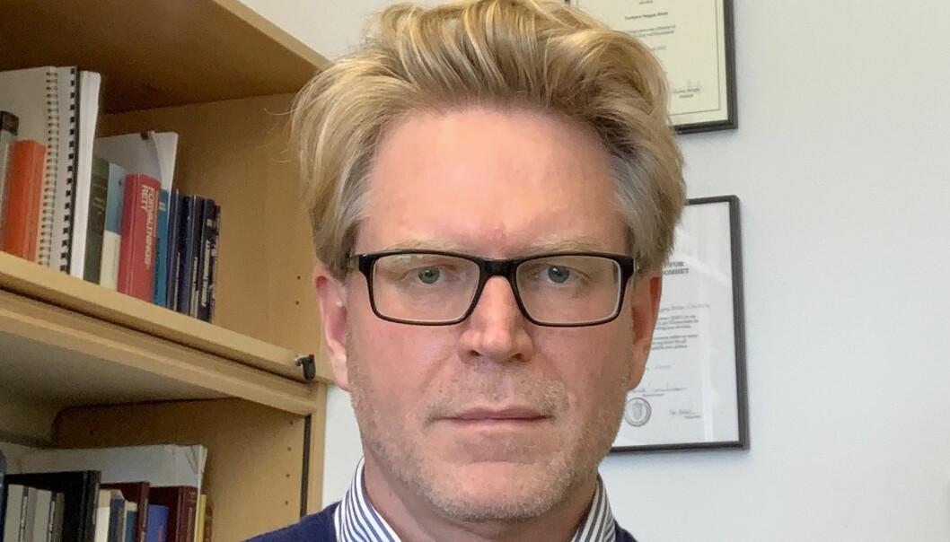 Torbjørn Saggau Holm er klar for nye utfordringer. Foto: Privat