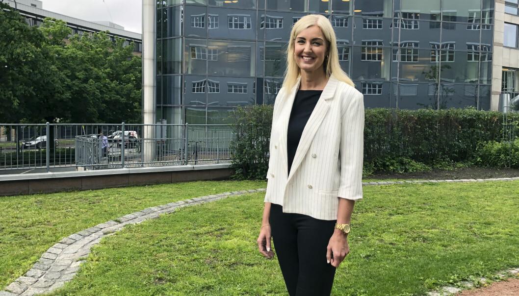 Ingjer Ofstad synes det morsomste med å være styreleder er å være med å påvirke og forme utviklingen til selskapet hun jobber i.