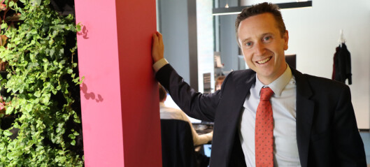 Torstein Bae ferdig som MP i Legalis