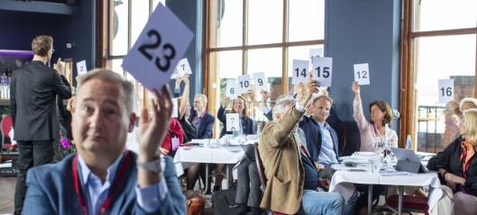 Stemte for å innføre nytt topp-organ i Advokatforeningen