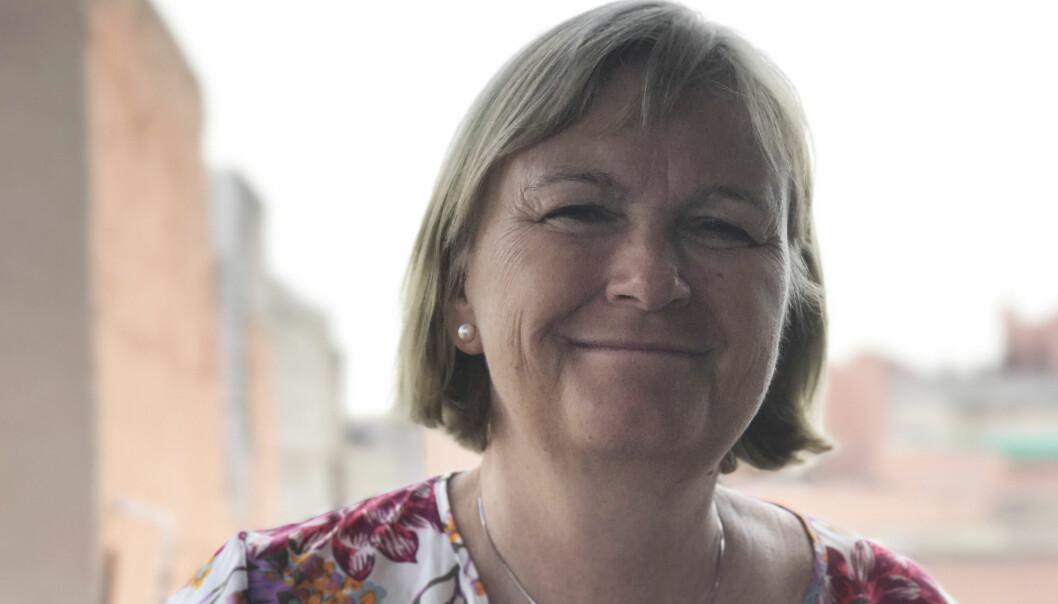 Anne Helsingeng er Domstoladministrasjonens nyeste styremedlem. Foto: Privat