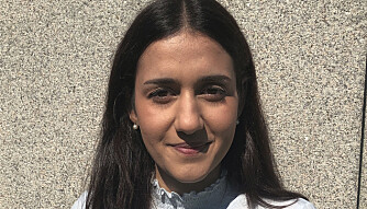 Mona Ahwazi. Morsmål: Arabisk (marokkansk)