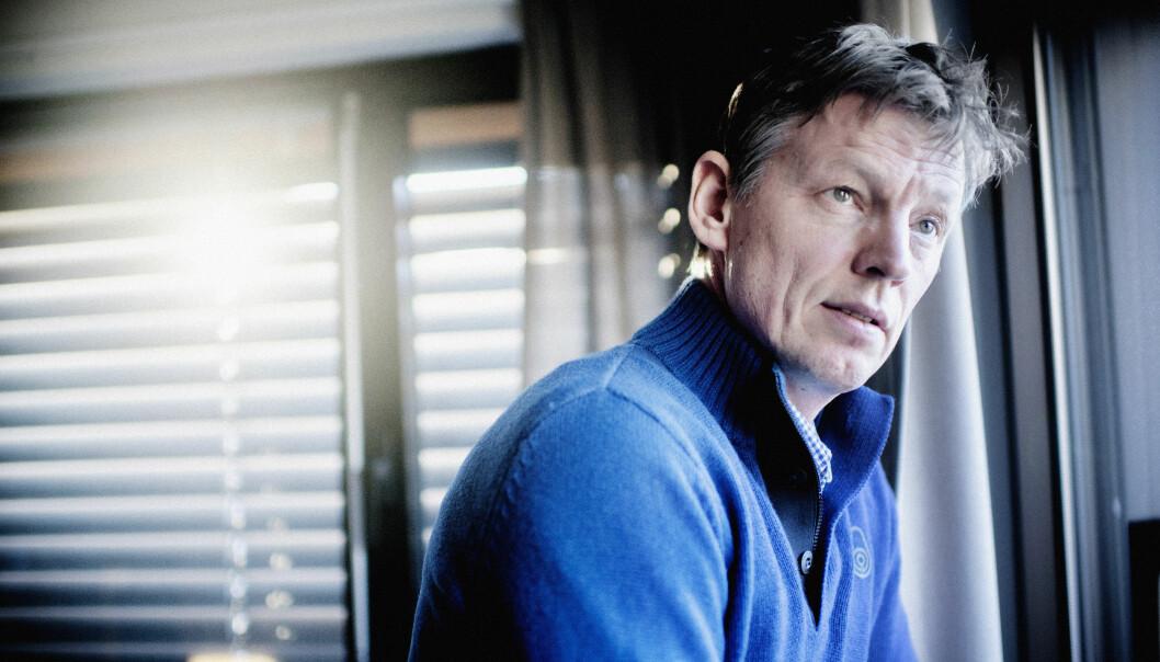 Sivilombudsmann Aage Thor Falkanger er kritisk til Statens sivilrettsforvaltnings regelforståelse. Foto: Henrik Evertsson