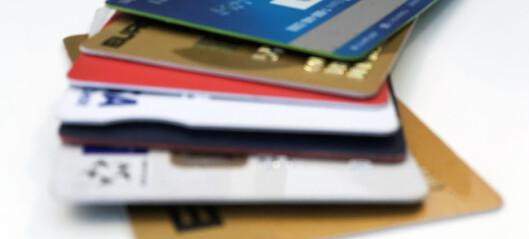 Nytt gjeldsregister tar opp kampen mot forbruksgjelden