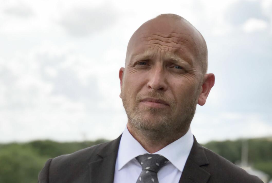 Elden-advokat Henrik Bliksrud mener at minstestraffen bør fjernes.
