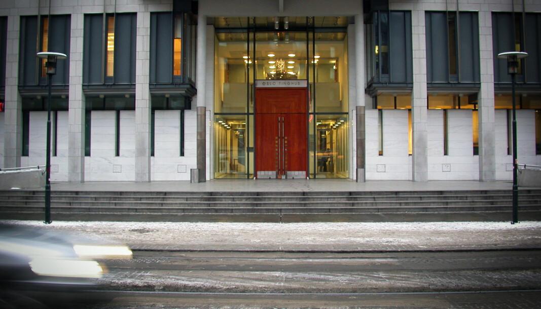 Saken er berammet i Oslo tingrett 1. og 2. februar 2021.
