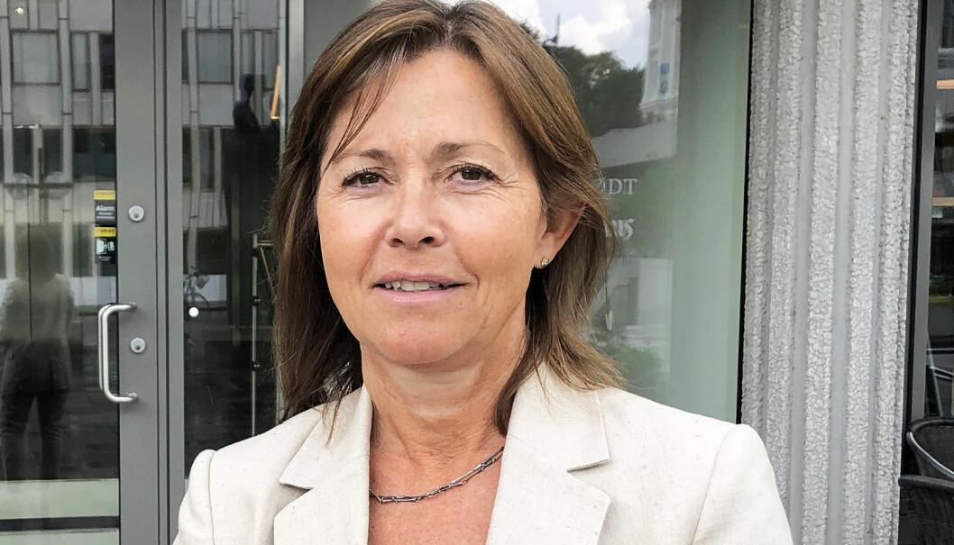 Schjødt-advokat Cecilie Amdahl satt i det regjeringsoppnevnte utvalget, og er leder av Advokatforeningens lovutvalg for skatterett. Foto: Nina Schmidt