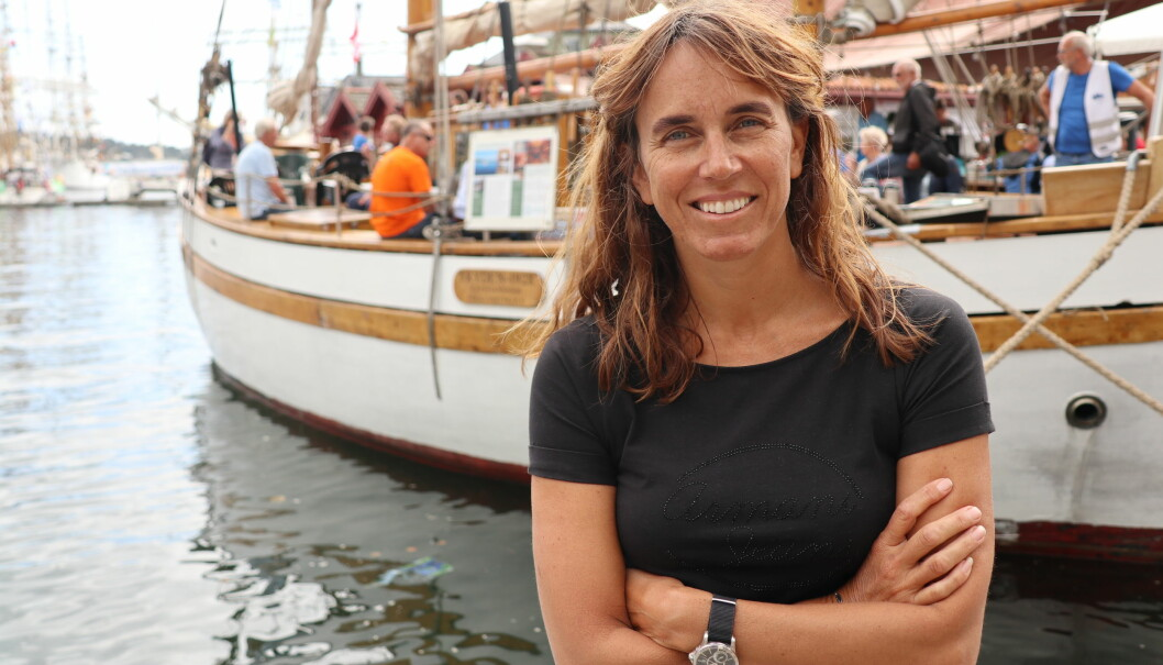 Advokatbladet møtte Wiersholm-advokat Bettina Banoun under Arendalsuka i forrige uke. Hun er kritisk til deler av det nye lovforslaget.