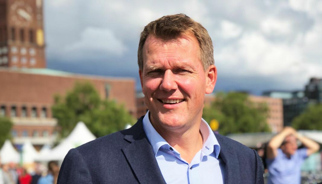 Johnny Johansen er ofte i retten, og er nå bekymret for lang saksbehandlingstid i Borgarting.