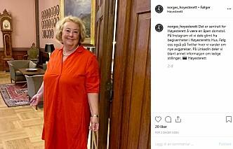 Nå er Høyesterett på Instagram!
