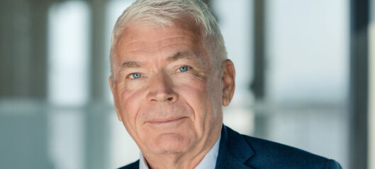 Alder ingen hindring: Kluge-partner Odd R. Tvedt (69) går til Ræder