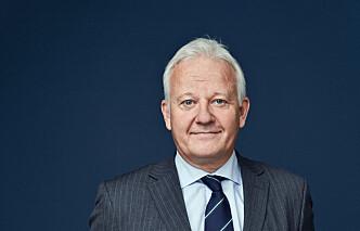 Jørn Sigurd Maurud utnevnt til ny riksadvokat