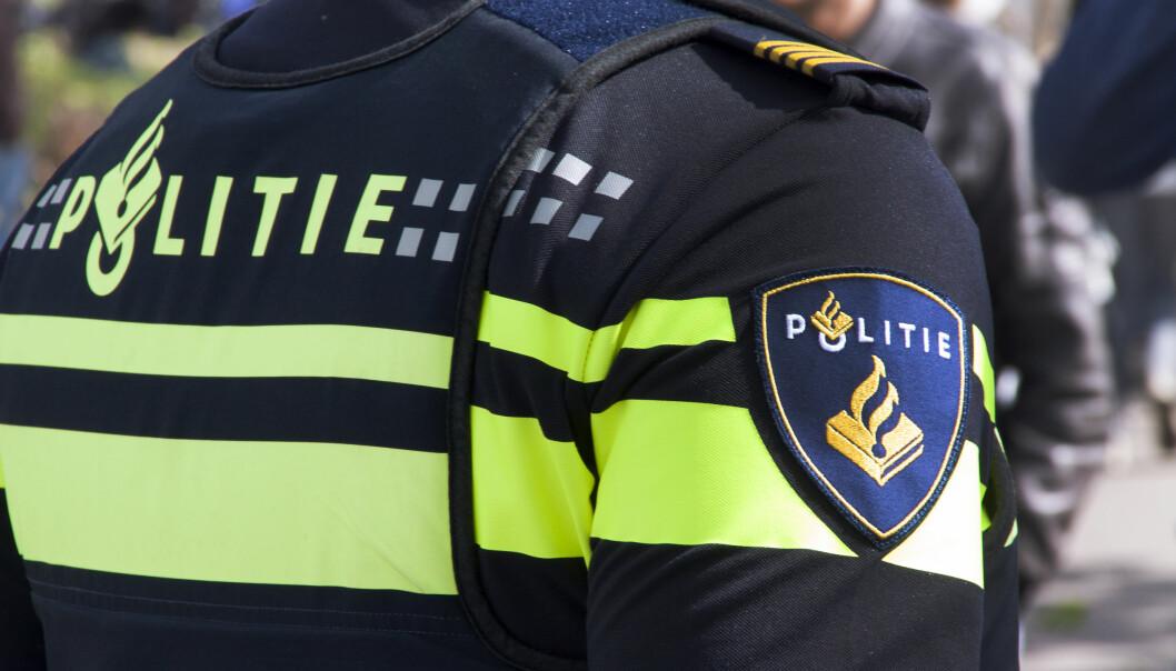 Illustrasjonsfoto av nederlandsk politi. Foto: iStock/Poulssen