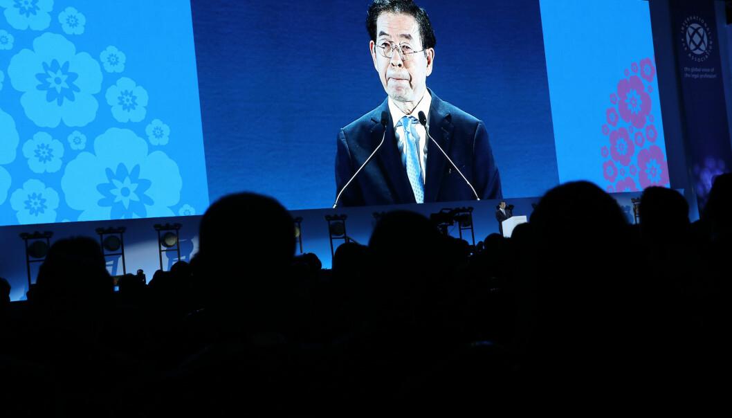 Park Won Soon har bred erfaring som advokat, og vært ordfører i Seoul siden oktober 2011.