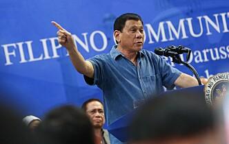 Stadig flere advokater blir angrepet og drept på Filippinene