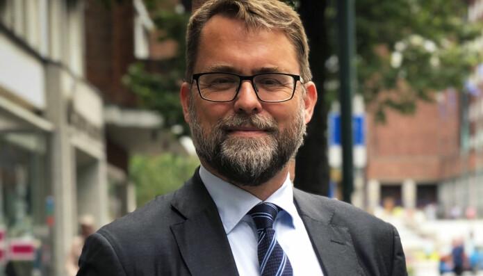 - Bør vi i stedet være bekymret for norske advokaters evne til å bruke ny teknologi?  Neppe, mener Brækhus-partner Christian Bendiksen.