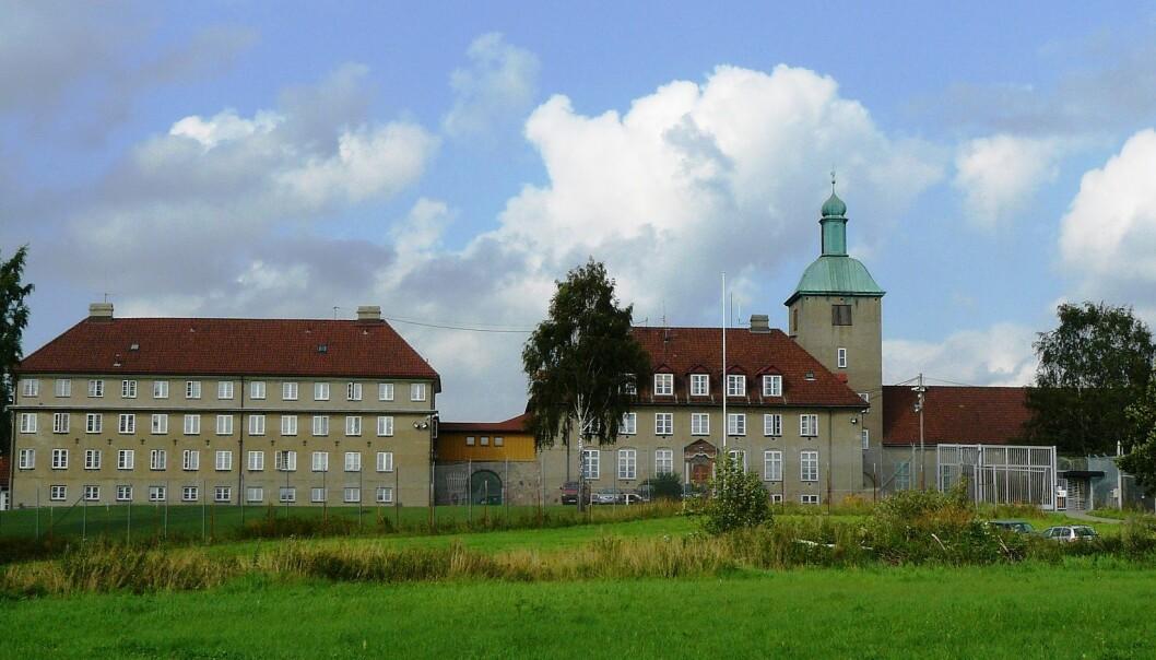 Bredtveit kvinnefengsel er en av flere mulige beliggenheter for et nytt Oslo fengsel. Foto: Av I, Chell Hill, Wikimedia Commons