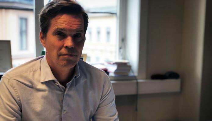 - Vi er svært skuffet, sier Marius Dietrichson om regjeringens forslag til neste års statsbudsjett.