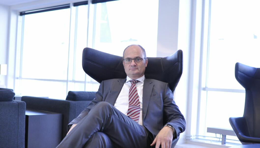 Styreleder i Schjødt, Olav Kolstad ser frem til at firmaet nå blir større.