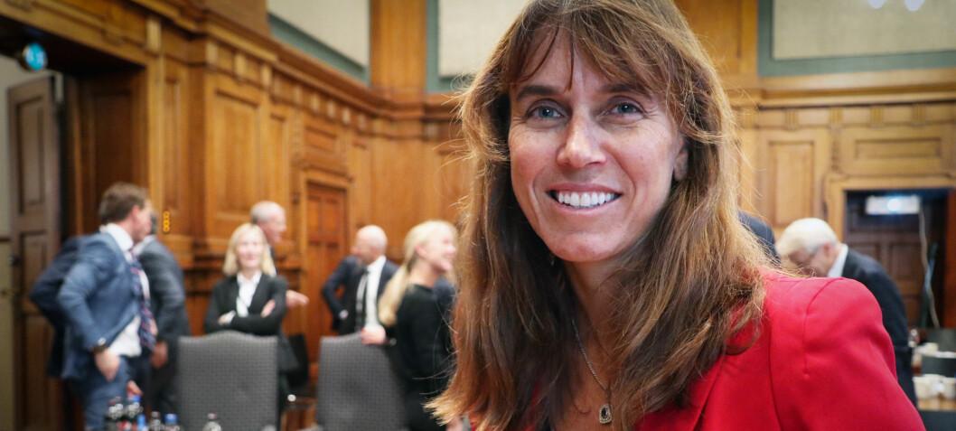 Bettina Banoun: - Man kan ikke kaste alle prinsipper over bord fordi man er i en krise