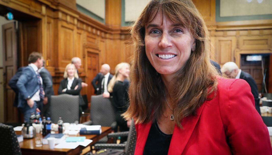 Bettina Banoun sitter i Advokatforeningens lovutvalg for sivilprosess og voldgift.