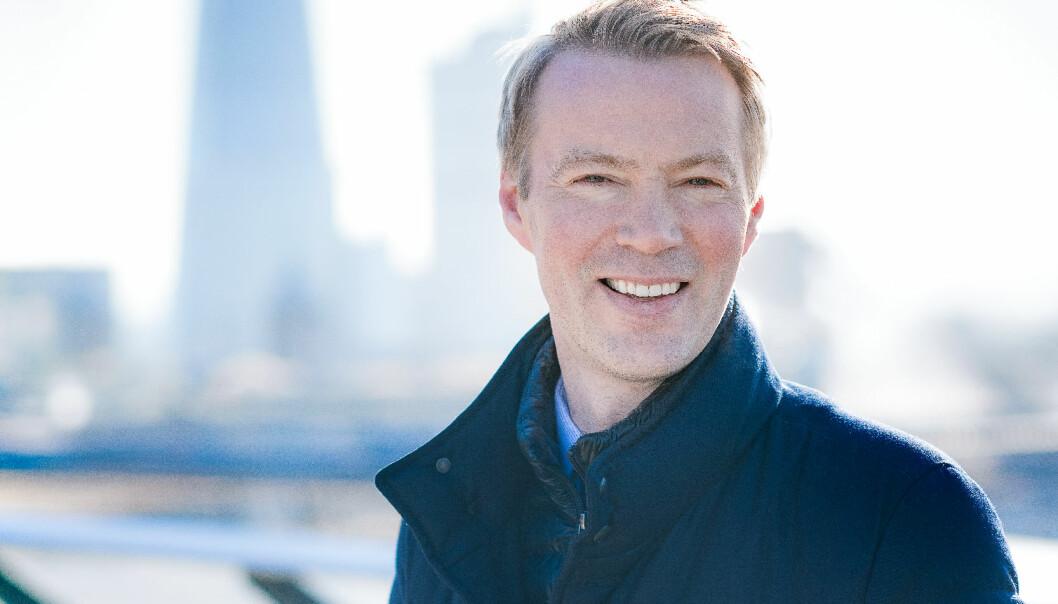 Lars Eirik Gåseide Røsås har siden 2009 vært Thommesen-partner stasjonert i London, og følger Brexit tett.