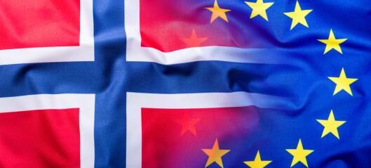 Mistenkte nordmenn kan utleveres til EU, uten prøving i norsk rett
