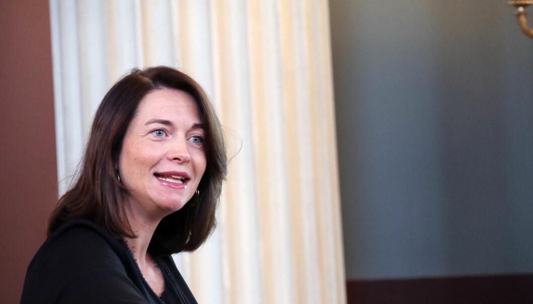 Førsteamanuensis Birgitte Hagland ved Universitetet i Oslo er initiativtager til det nye senteret.