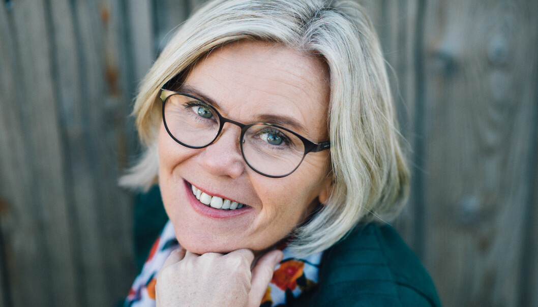 Ada Sofie Austegaard er generalsekretær i Stine Sofies stiftelse.