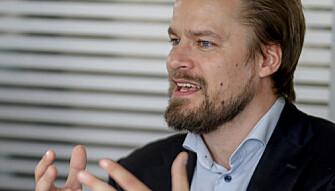 Thomas Flo Haugaard jobber med kontraktsrett, konkurranserett, markedsføringsrett og immaterialrett i Virke.