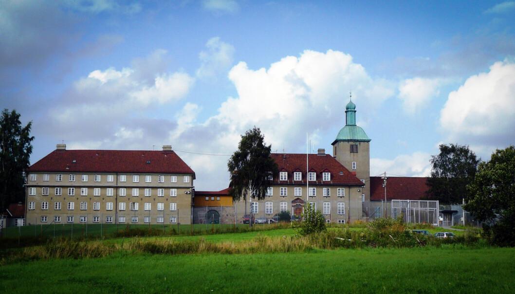 Bredtveit fengsel og forvaringsanstalt. Foto: Wikimedia Commons/Chell Hill