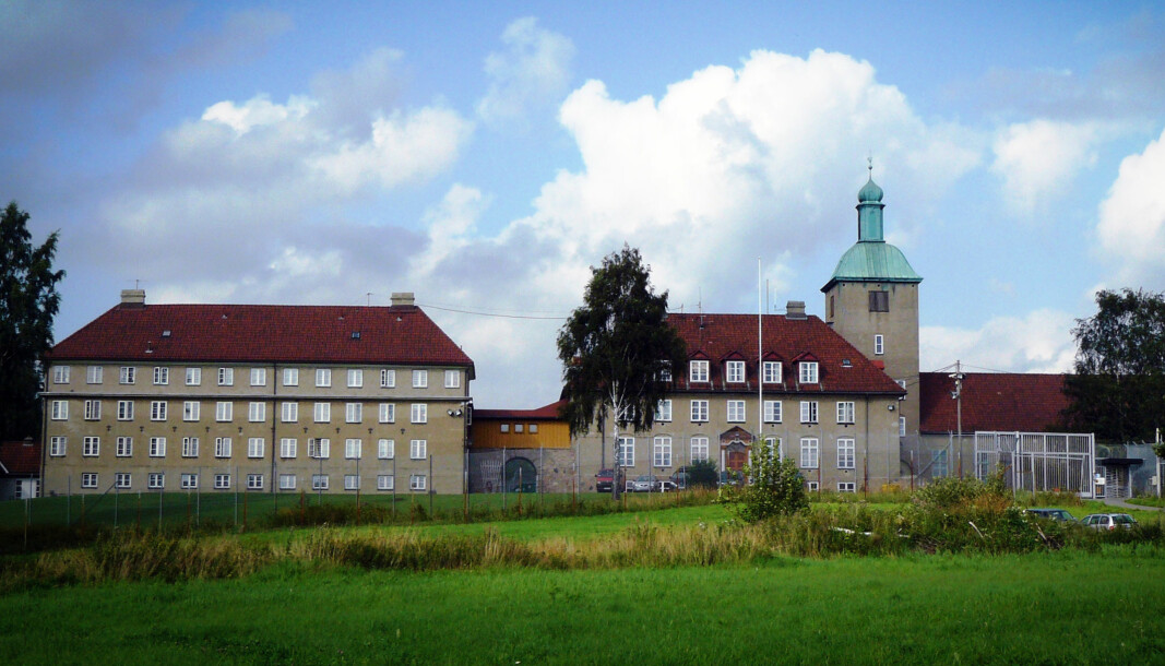 Bredtveit fengsel for forvaringsdømte, domfelte og varetektsfengslede kvinner.