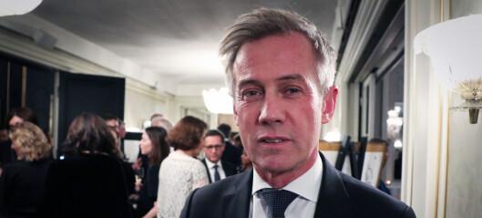 Prisdryss over Wiersholm og Simonsen Vogt Wiig
