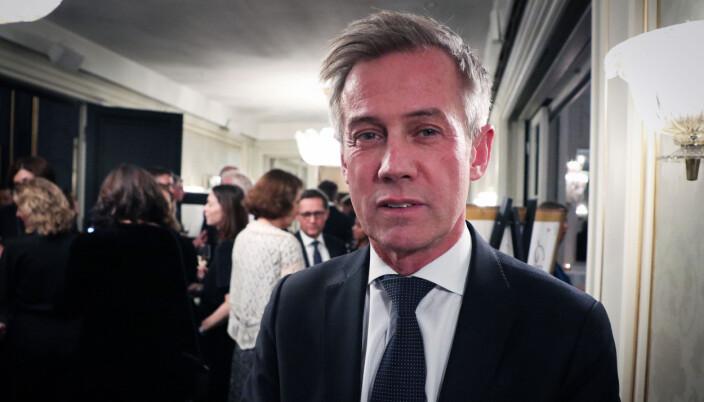 - På vegne av hele Wiersholm vil jeg si tusen takk til The Lawyer for denne anerkjennelsen, sier Morten Goller.